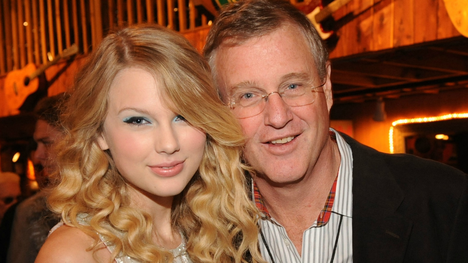 Image result for taylor swift father