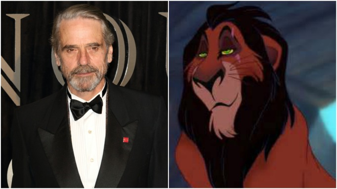 Animated Villains: The Lion King