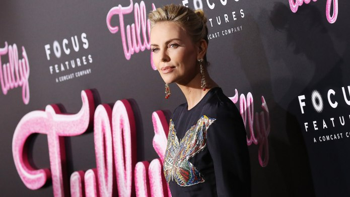 Charlize Theron's Experience Gaining Weight Sounds