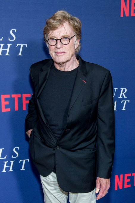 Celebs who live off the grid: Robert Redford