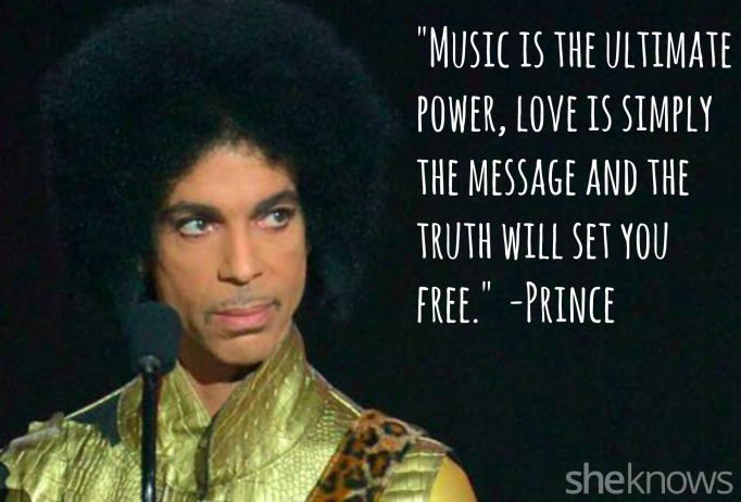 Remembering Prince on His Birthday