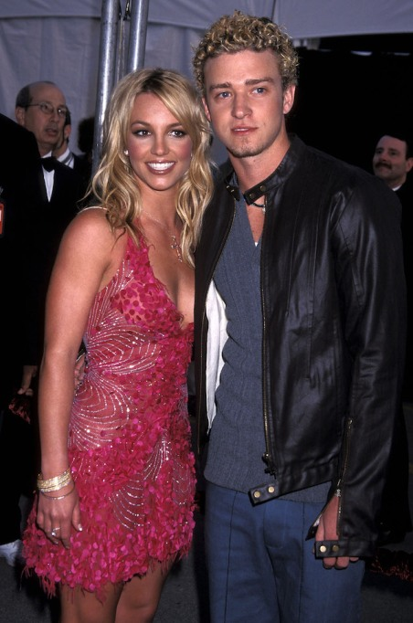 Celebrity couples who were friends first: Britney Spears & Justin Timberlake