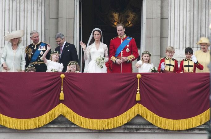 Prince William's wedding