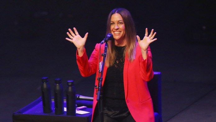 There's a Good Reason Alanis Morissette