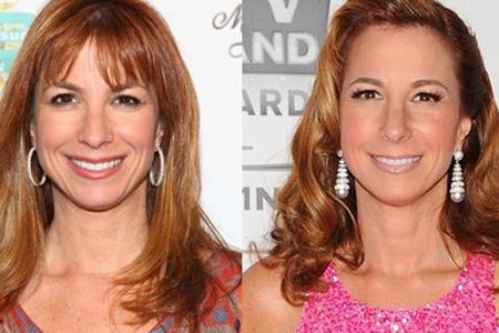Jill Zarin says changed appearance is