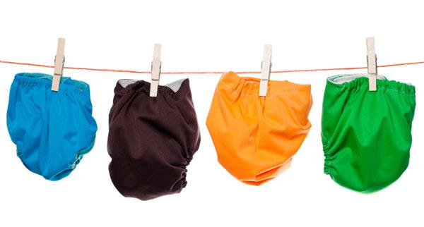 Why moms choose to cloth diaper