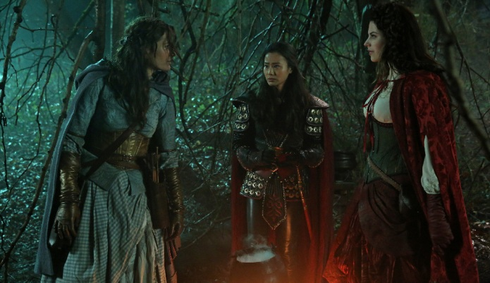 """ONCE UPON A TIME - """"Ruby"""