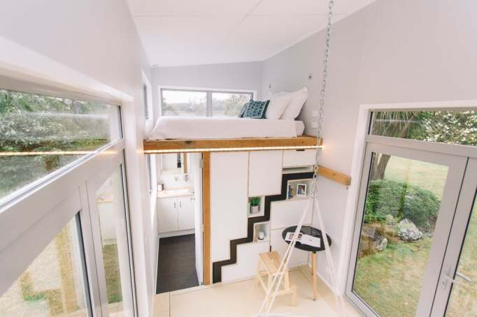 A Look Inside Some of the Most Glamorous Tiny Homes for Sale: millennial tiny house
