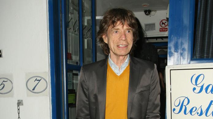 Mick Jagger isn't just a grandfather,