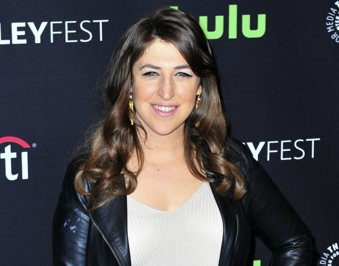 A look back at Mayim Bialik's