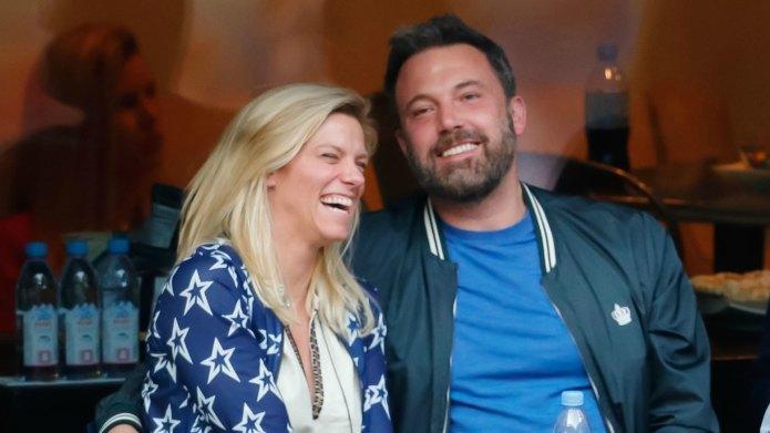 Ben Affleck & Lindsay Shookus Made