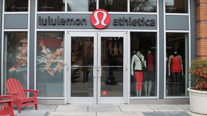 Lululemon will start selling pants based