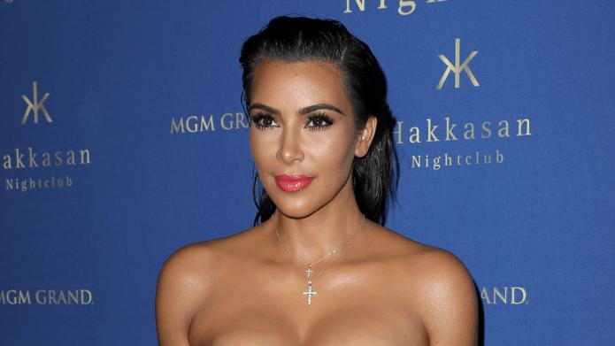Kim Kardashian West is (or was)