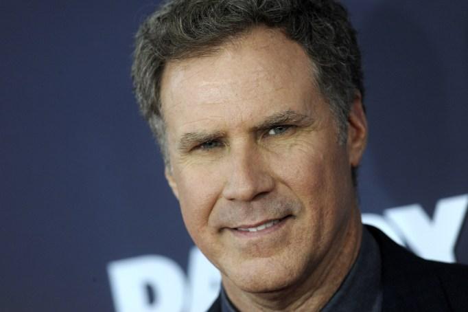 Will Ferrell Golden Globes