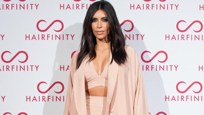 Watch Kim Kardashian poop in a