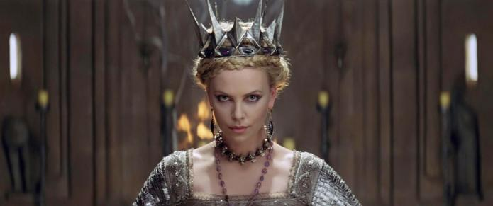 How Charlize Theron just crushed the