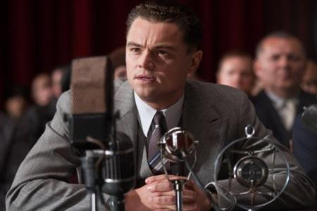 Eastwood and DiCaprio's J. Edgar to
