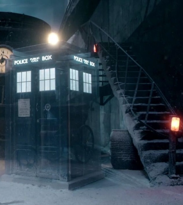 Doctor Who, The TARDIS