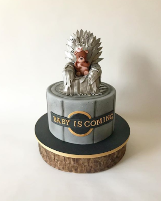 Games of Thrones baby shower