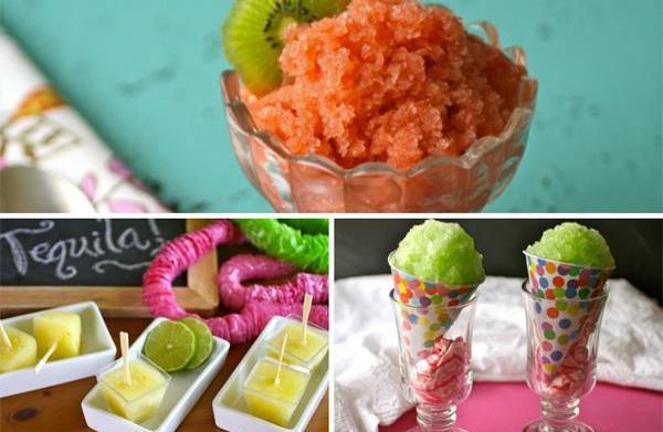3 Boozy frozen treats for summer