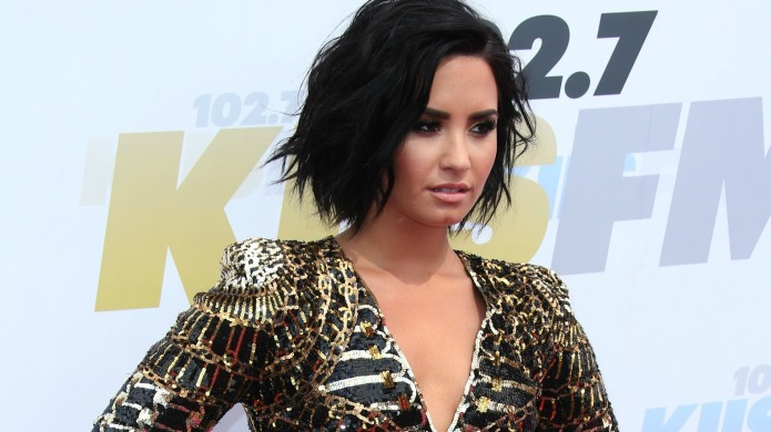 Demi Lovato doesn't regret slamming Taylor