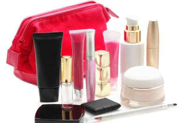 New Year: Clean out your makeup