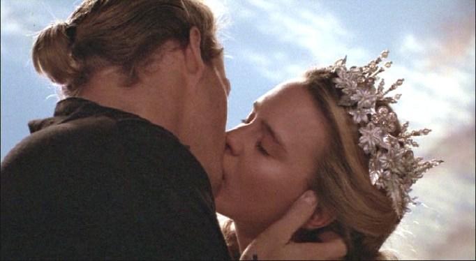 movie kisses The Princess Bride
