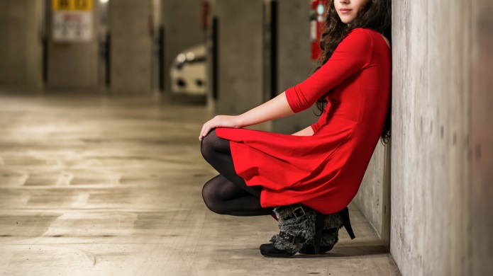 Wear the trend: Boots with dresses