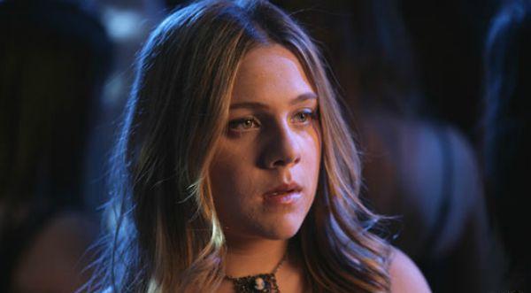 Lauren Collins in Degrassi the Next Generation