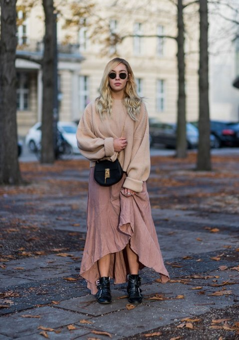 Ways To Wear Pastels This Fall | Two-Toned