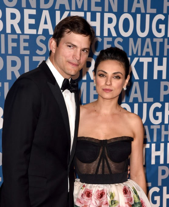 Celebrity Parents Who Don't Believe in Giving Their Kids Presents   Mila Kunis And Ashton Kutcher