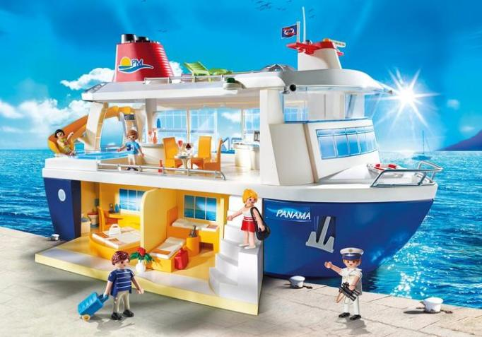Holiday Gifts for Every Age: Playmobil Cruise Ship | 2017 Holiday Gift Guide