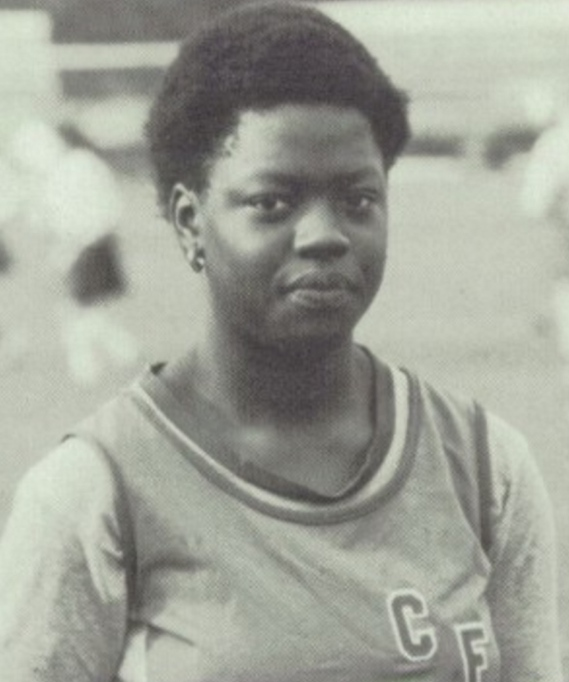 Viola Davis Yearbook Photo