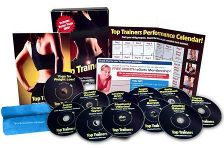5 Top trainer exercises to blast