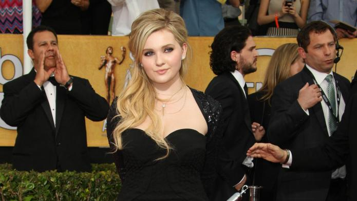 Oh snap! Did Abigail Breslin just