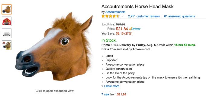 horse-head-mask