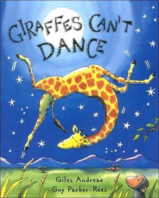 Rhyming Books For Early Readers And Young Poets: Giraffes Can't Dance
