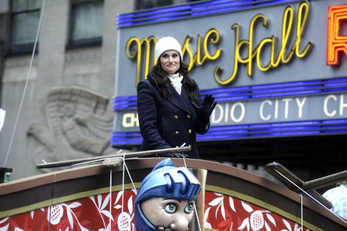 Macy's Thanksgiving Day Parade: Idina Menzel