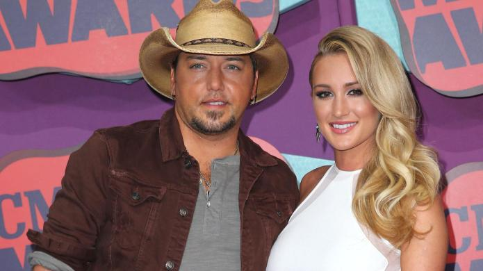 Jason Aldean gets engaged to former