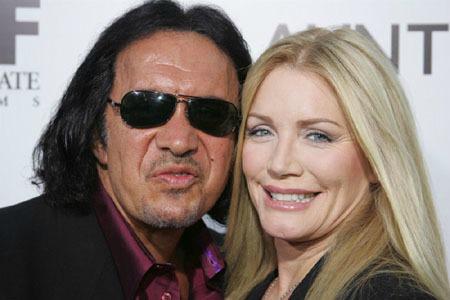 The rocky romance of Gene Simmons