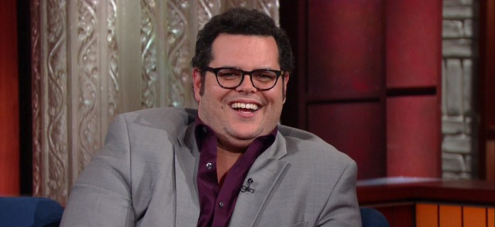 Josh Gad Just Can't Stop Bugging
