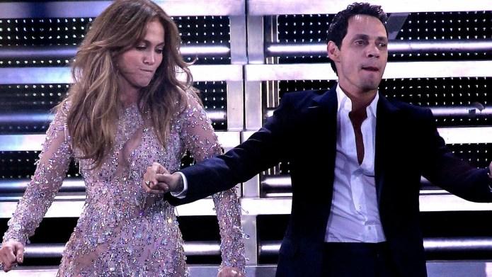 Jennifer Lopez just can't quit Marc