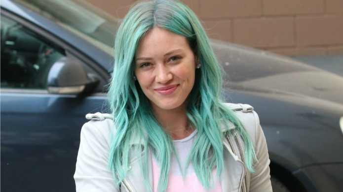 Fans fear for Hilary Duff after