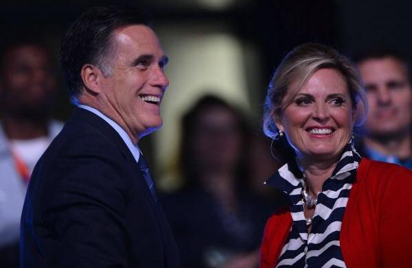 Ann Romney slated to host Good