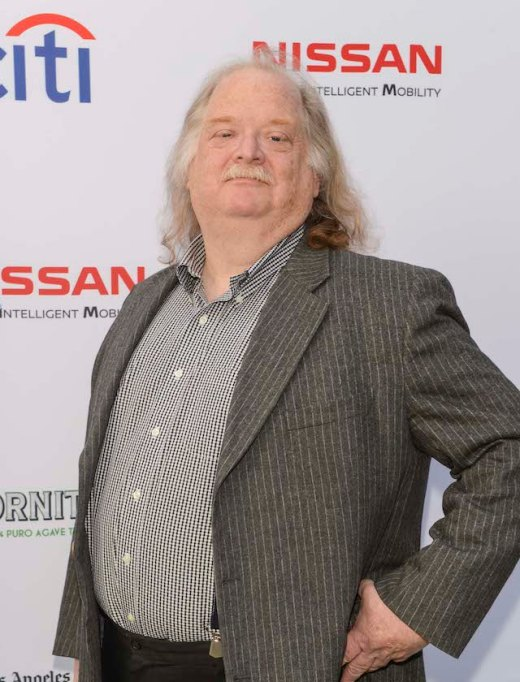 Jonathan Gold attends The Los Angeles Times Food Bowl Launch Party Things in a Bowl