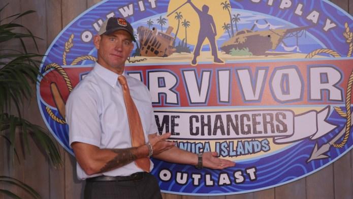 Brad Culpepper Is Quitting Survivor for