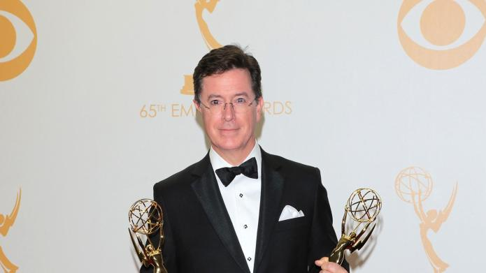 Stephen Colbert plans to keep the