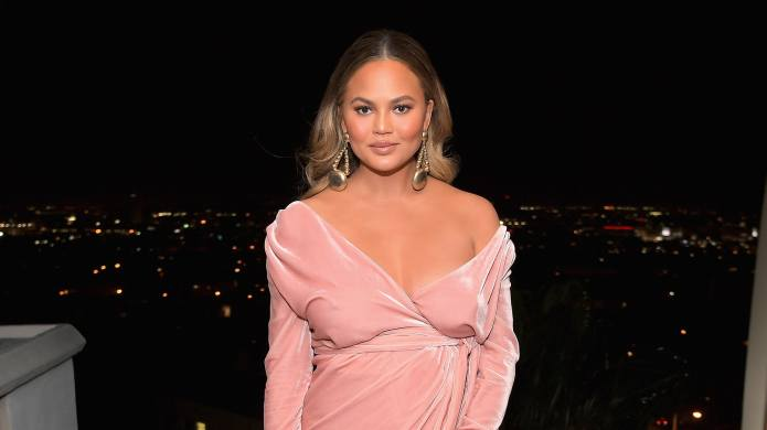 Chrissy Teigen Live Tweets Hilariously Bizarre