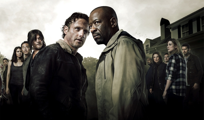 33 times 'The Walking Dead' strayed