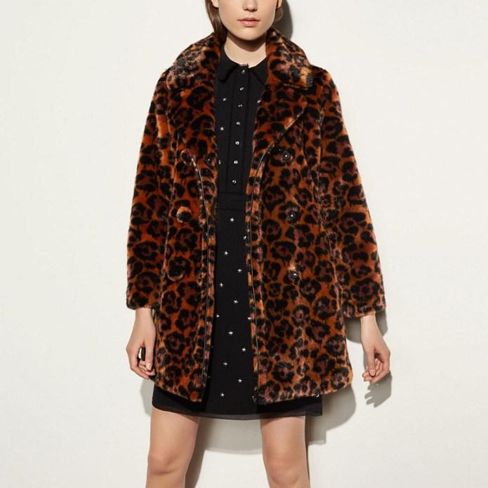 19 faux fur coats as cool